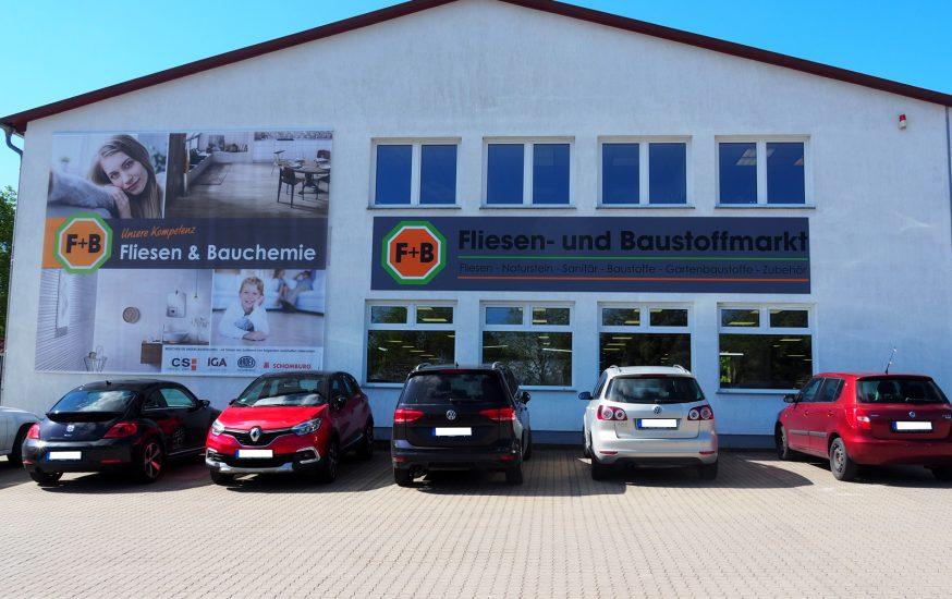 BauSpezi Baumarkt und Baustoffhandel in Worbis