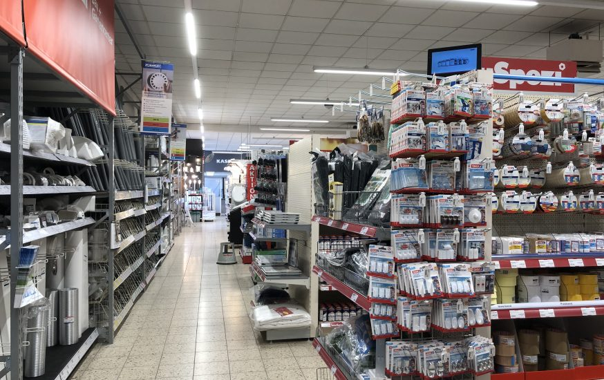 bauSpezi Baumarkt in Worbis